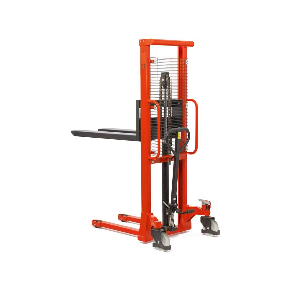 Hydraulik-Stapler BASIC PSM 1.0 mit Einfach-Mast