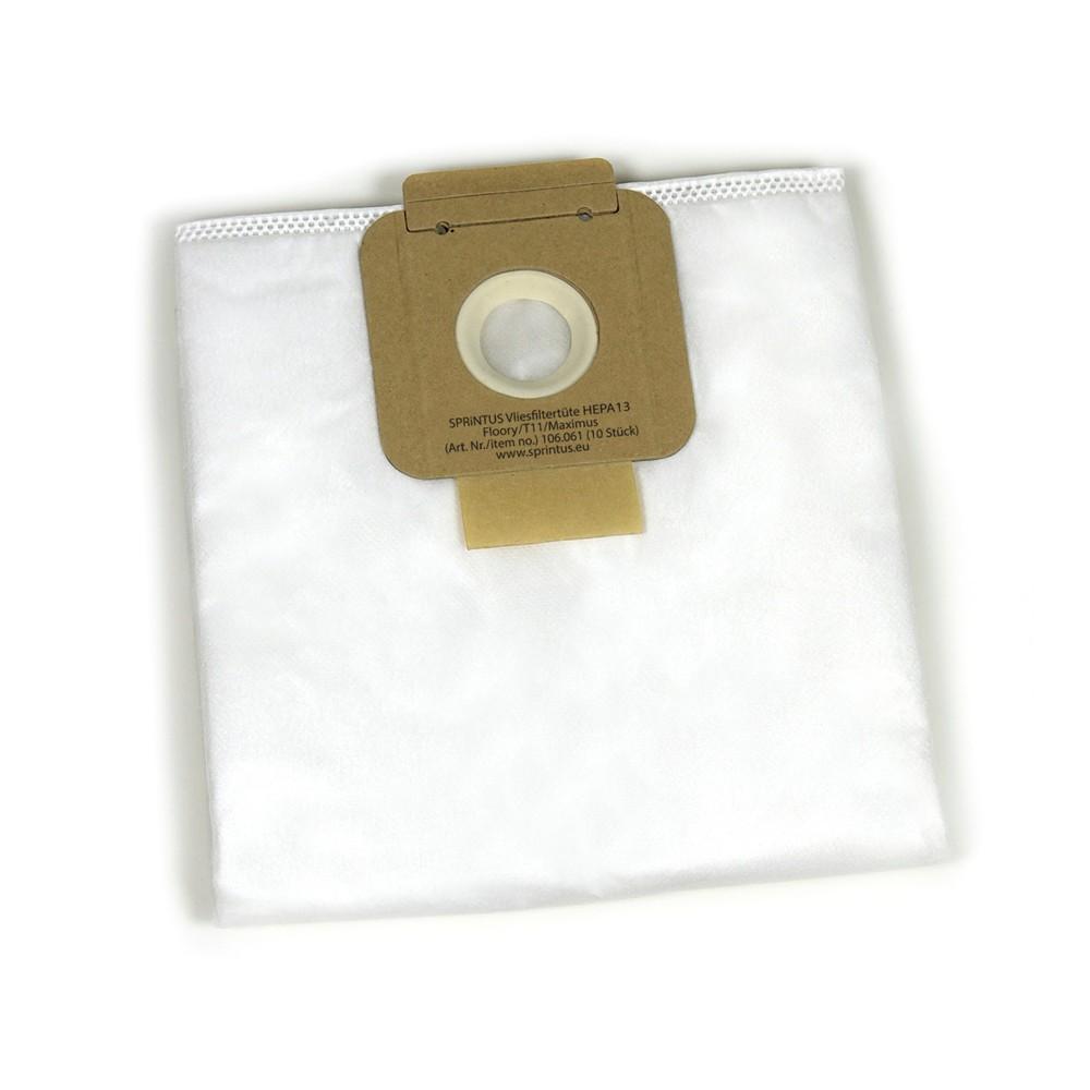 HEPA13-Vlies-Filtertüte für Trockensauger T11 EVO