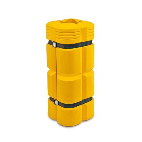 Säulen-Anfahrschutz, flexibel