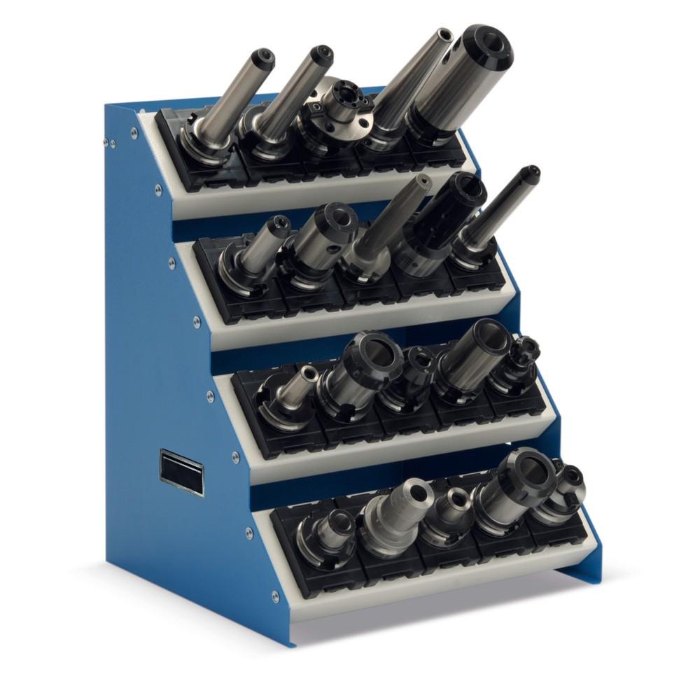 Tischaufsatzgestell für CNC-Werkzeuge, 2 Etagen