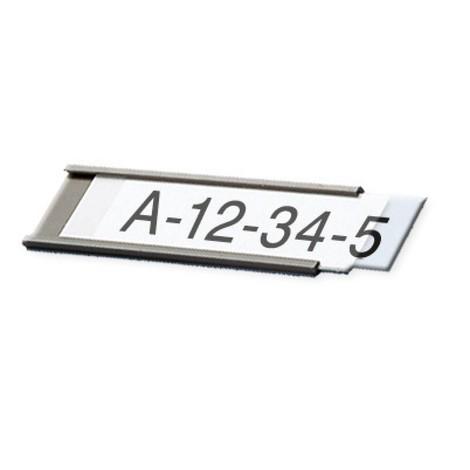 Etikettenhalter C-Profil, magnetisch