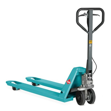 Ameise® PTM 2.5 hand pallet truck with hand brake