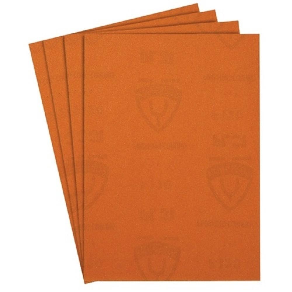 KLINGSPOR Schleifpapier PL 31, für Holz/Metall/Lack