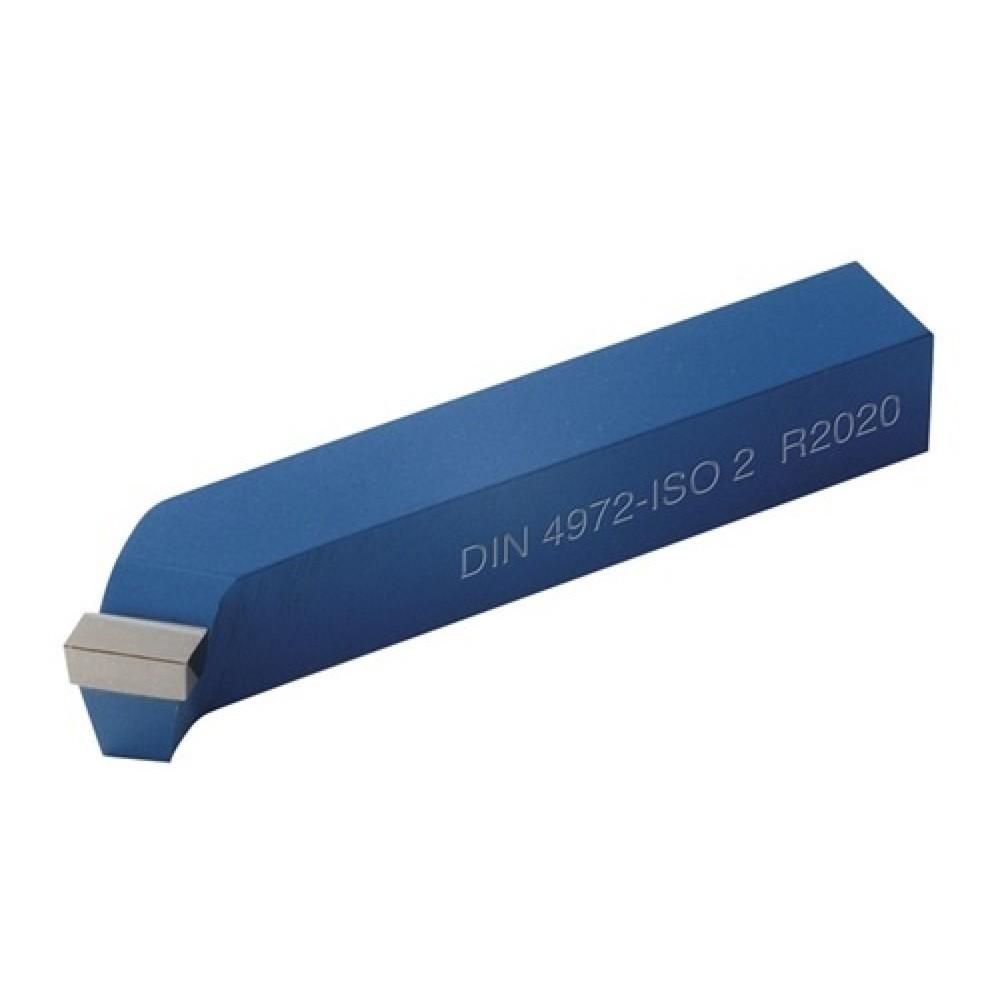 WILKE Drehmeißel DIN 4971 ISO1 HM P25/P30 rechts gebogen