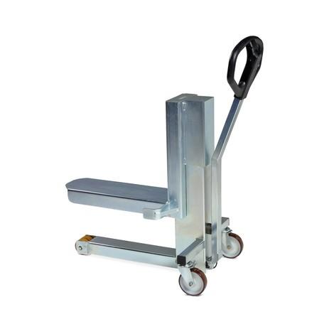 Display pallet lifter