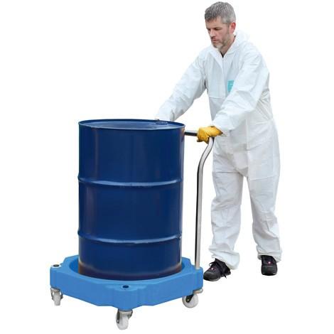 Fass-Trolley für 205-Liter-Fässer