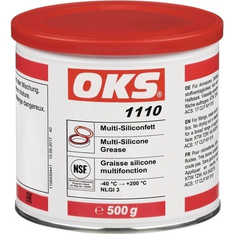OKS Multisiliconfett 1110 OKS
