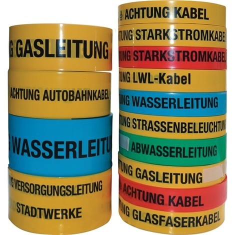 MULTICOLL Trassenwarnband, Breite 40mm