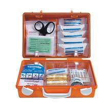 SÖHNGEN® Erste-Hilfe-Koffer QUICK-CD mit Füllung DIN 13157