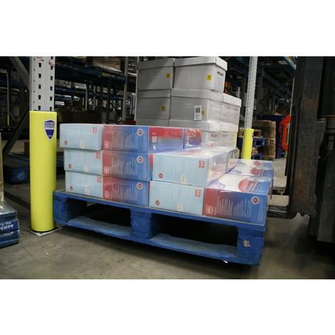 Regalbeinschutz aus Kunststoff