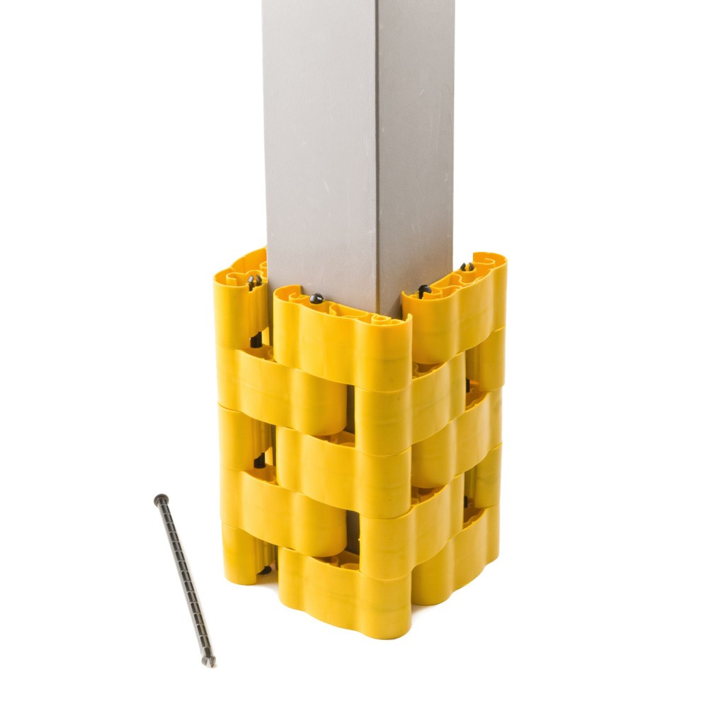 Säulen-Anfahrschutz STRUKTUR