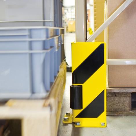 stootbescherming voor magazijnrekken